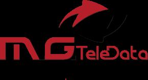 M.G.TeleData - Logo